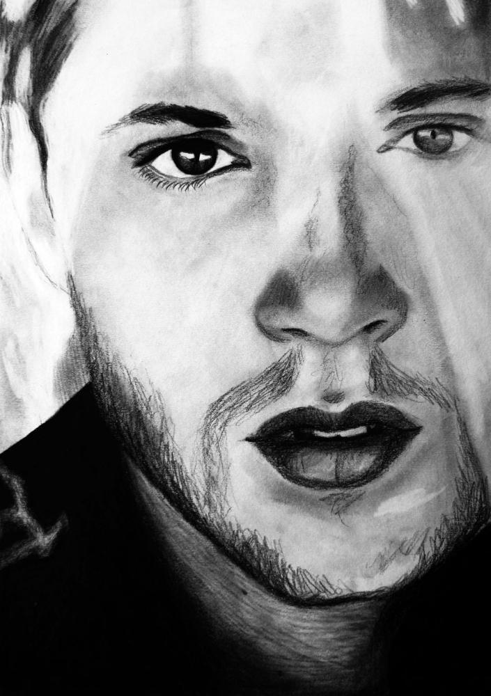 Jensen Ackles by kjerjen